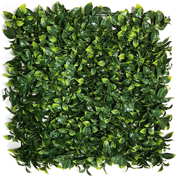 Beautiful UV Artificial Vertical Garden Wall Mat(50 X 50 cm)