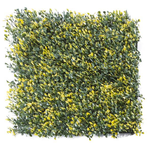 UV Protected Artificial Vertical Garden Mat (50X50 cm)