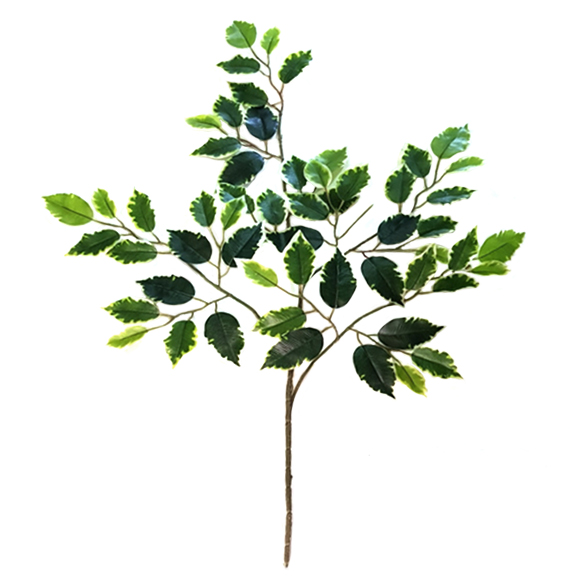 Artificial Ficus Spray For Home Decoration