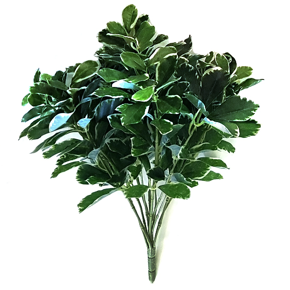 Artificial Green Bush For Home And Garden Decoration