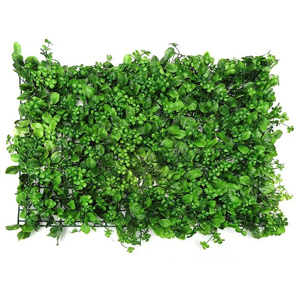 Non UV Protected Artificial Vertical Garden(40X60 cm)