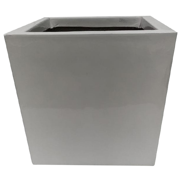 High Quality Beautiful Gray Pot For Home And Garden Decoration