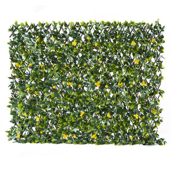UV Coated Artificial Vertical Garden Hedge (100 X 200 Cm)