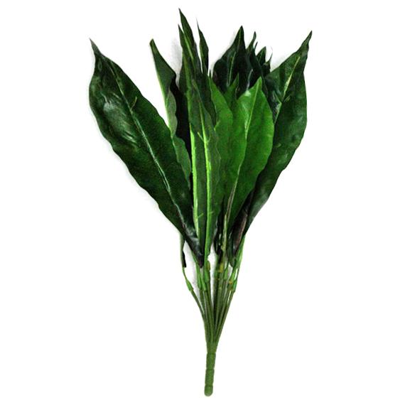 Artificial Green Bush For Decor