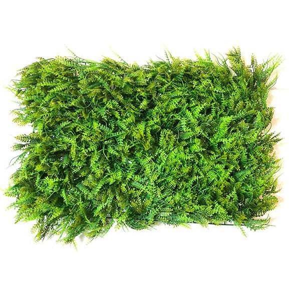 Non UV Protected Artificial Vertical Garden Mat (40X60 cm)