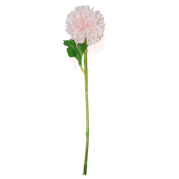 Artificial Baby Pink Mum Flower For Decor
