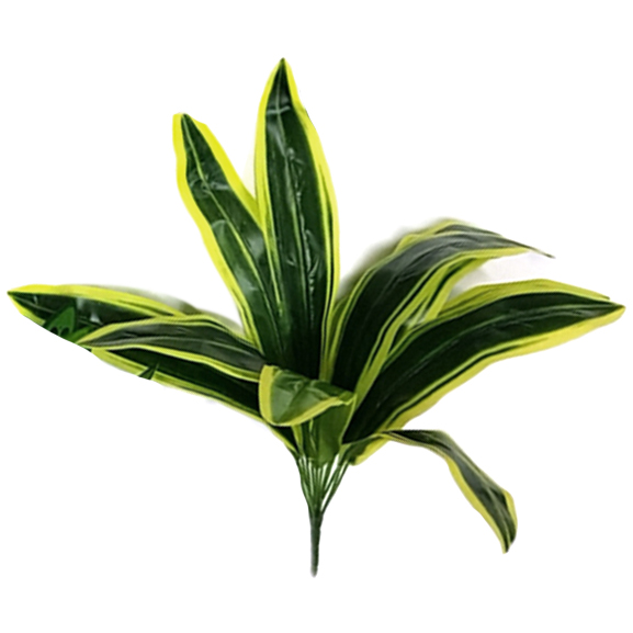 Artificial Green Plant Bush For Decor