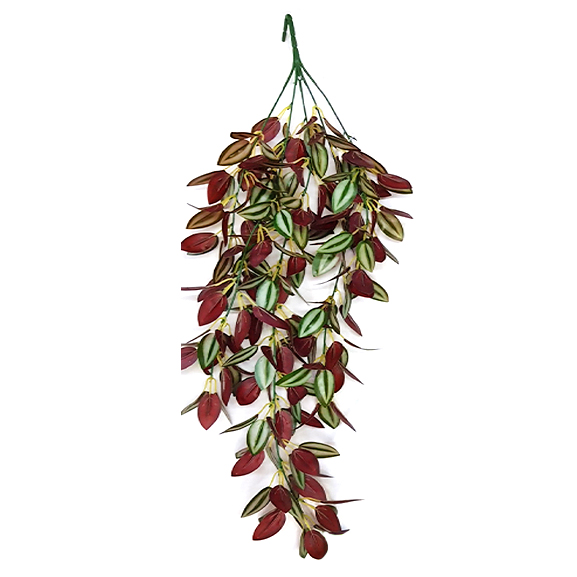 Artificial Brown Hanging Bush