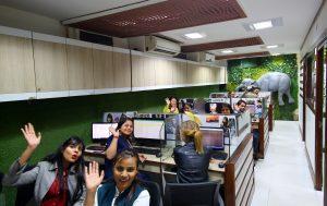 Corporate Office - Lajpat Nagar, Delhi