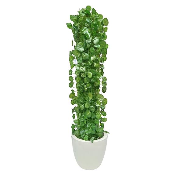 Hand Made Geranium Plant for Decoration(3 ft)