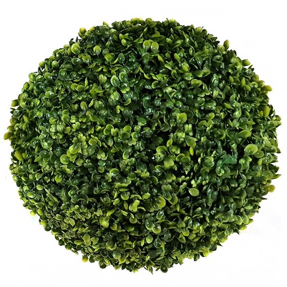 Artificial Non UV Boxwood Topiary Ball for Home Decoration (48 cm)
