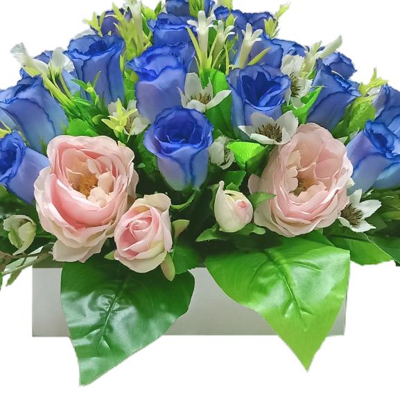 Artificial Rose Arrangement